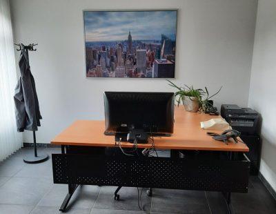 Van de Ven kantoorplek